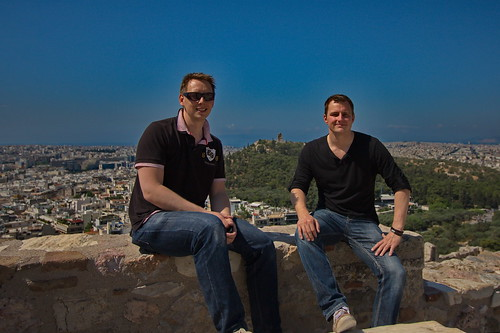 Two Brothers at Akropolis