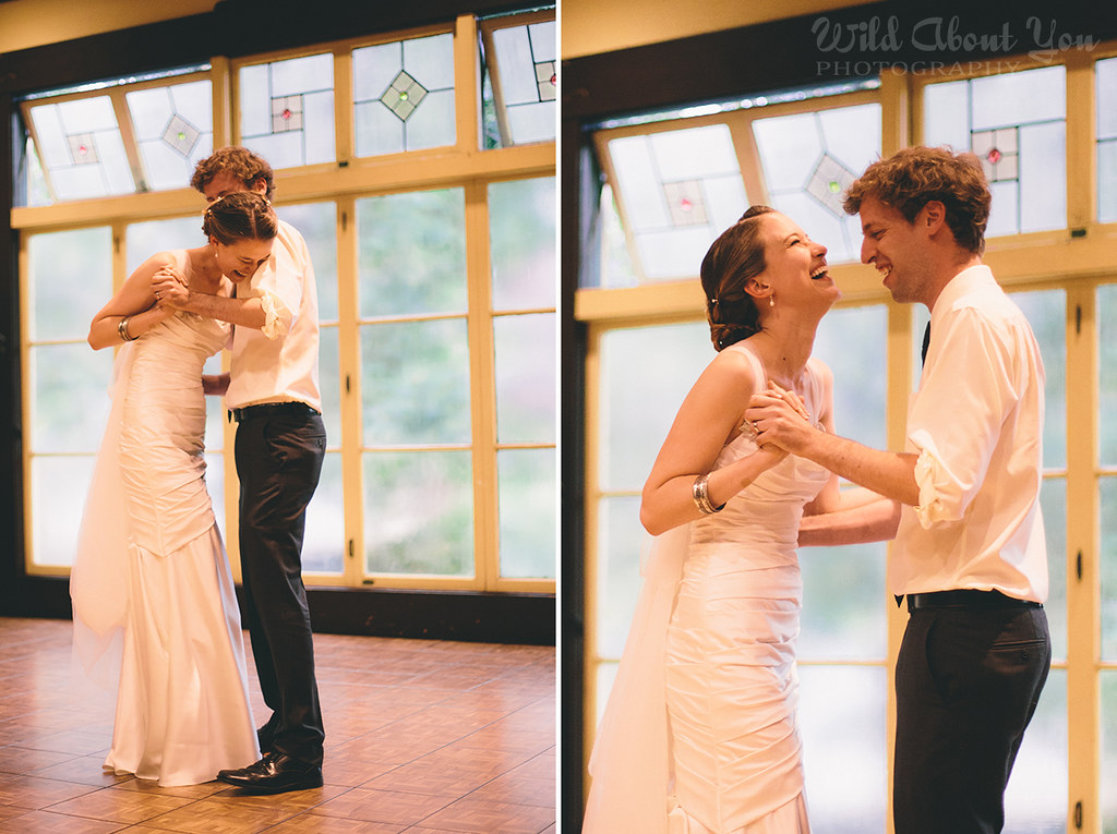 Jenny & Dries first dance