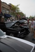 Classic Car Cruise-In 052