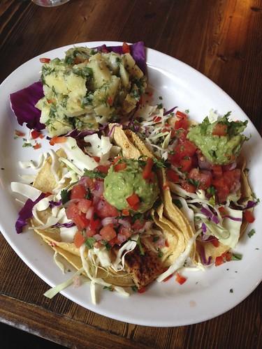 baja blackened tacos