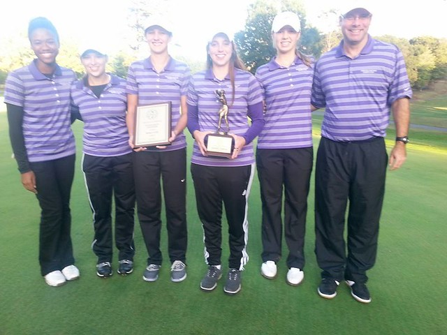 2013 Northern Guilford Girls Golf