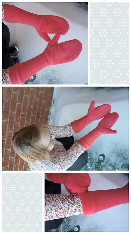 HoneyCrisp Mittens Collage 1