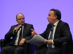 Simon Azoulay, Alten et Frédéric Simottel, 01Business