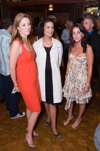 Stephanie Phair, Andrea Fiuczynski, Penny Preville