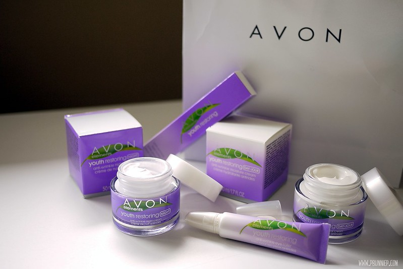 AVON Youth Restoring Skincare