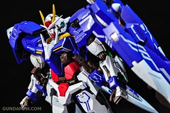 Metal Build 00 Gundam 7 Sword and MB 0 Raiser Review Unboxing (50)