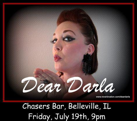 Dear Darla 7-19-13