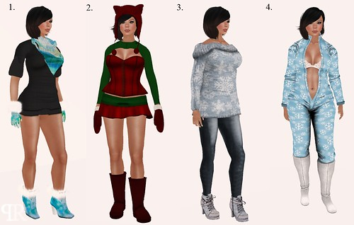 Frozen Hunt Outfits