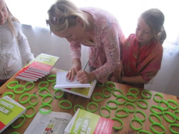 Guylaine Gamble - 04/07/13 - www.MyFrenchLife.org