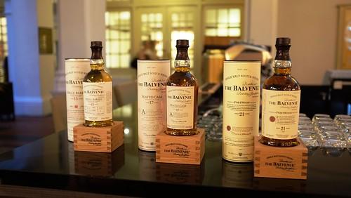 The Balvenie range