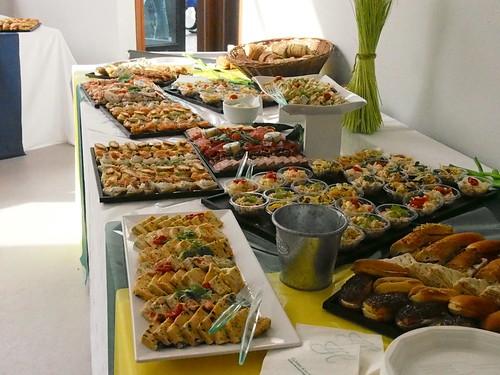 DevFest 2013 : Le buffet (1)