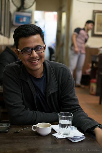 Raghu from Bangalow, India, in Hanoi, Vietnam