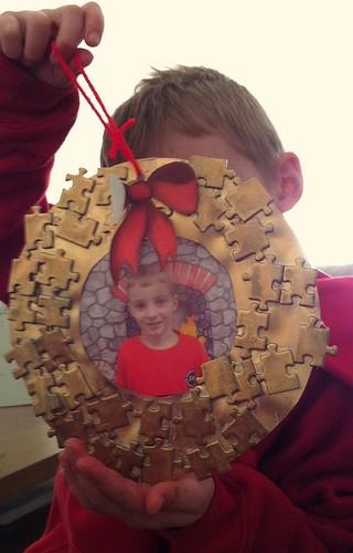 Day 7/365 - Christmas Tree Ornament by nikki.j.thorpe