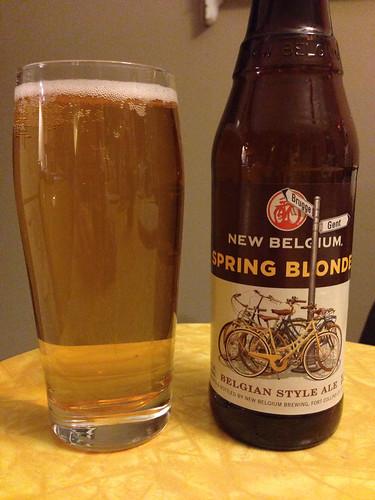 Spring Blonde