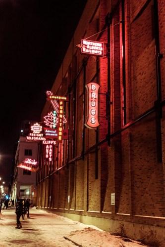 Edmonton Neon Museum