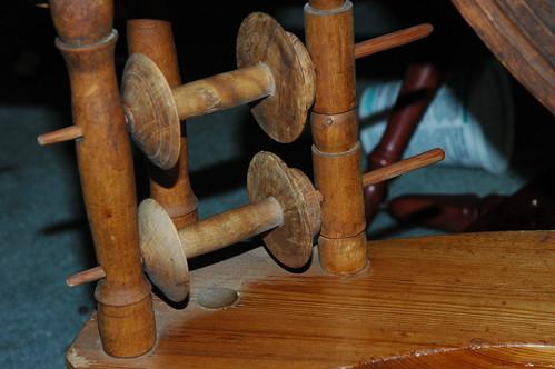 swedish wheel bobbins