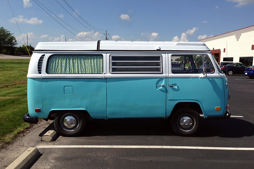 1969 VW Bus Westfaila a