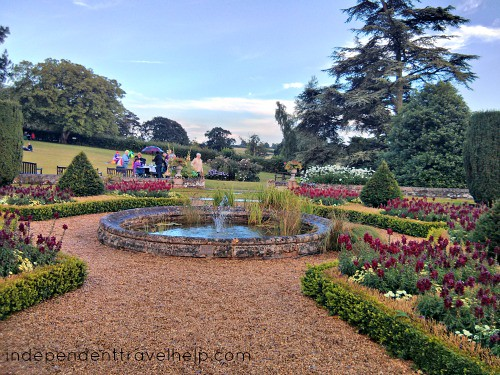 Tolethorpe Hall Gardens, Rutland