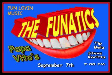 Funatics 9-7-13