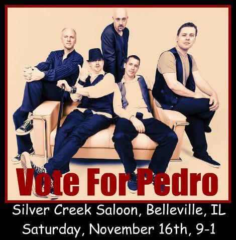 Vote For Pedro 11-16-13
