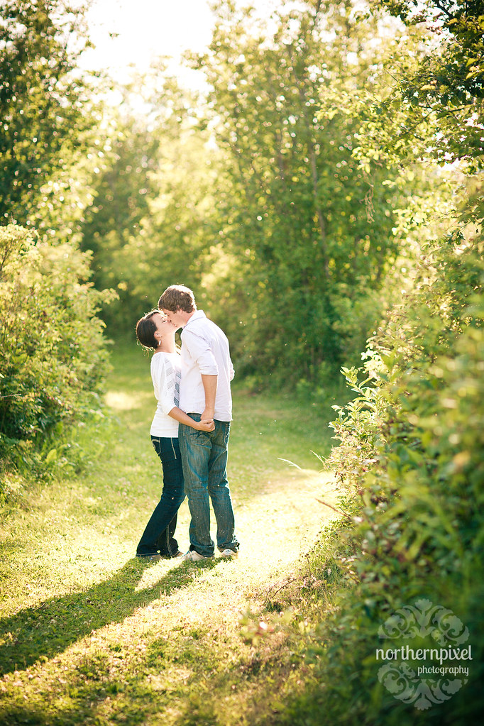 Engaged - Prince George British Columbia