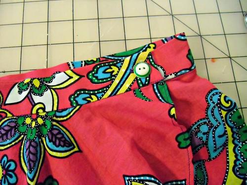 Cascade Skirt