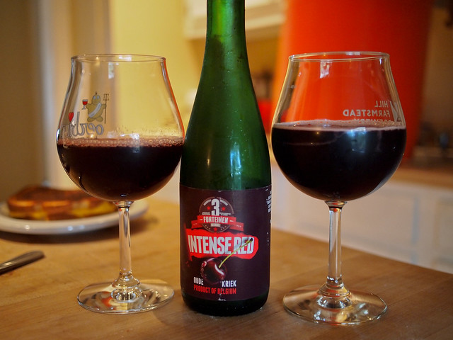 3 Fonteinen Intense Red Oude Kriek