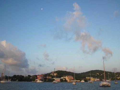 Morning in Ensenada Honda, Culebra