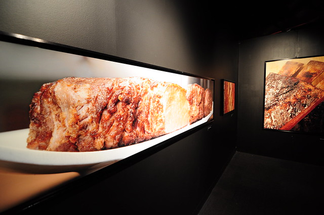 Modernist Cuisine Exhibit
