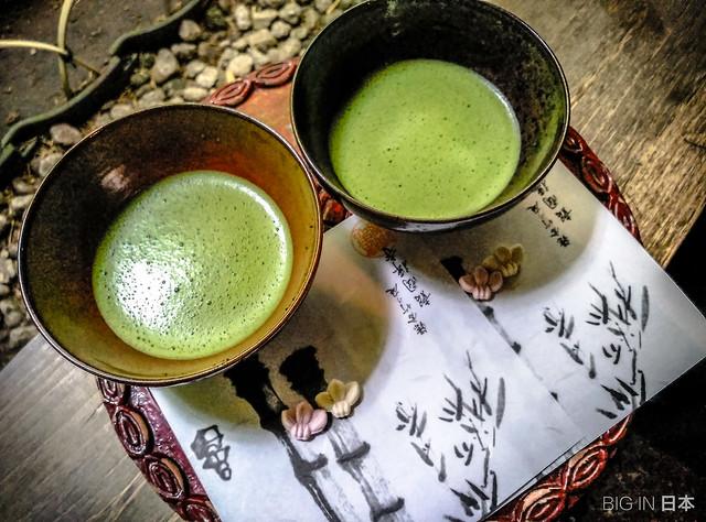 Matcha tea @ Hokukuji Temple, Kamakura