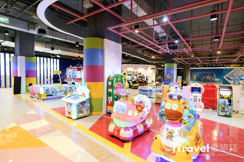 《曼谷购物中心》SHOW DC:2017年4月正式开业,集结韩流文化的一条龙购物中心