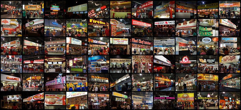Gallery of CNE Food Vendors for 2013