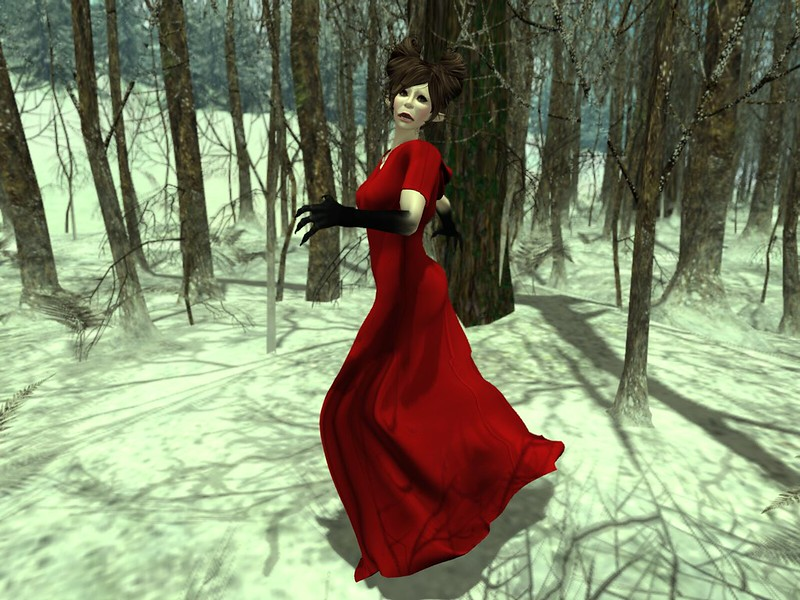 Enchantment - Little Red Riding Hood - V - Pose by Infiniti