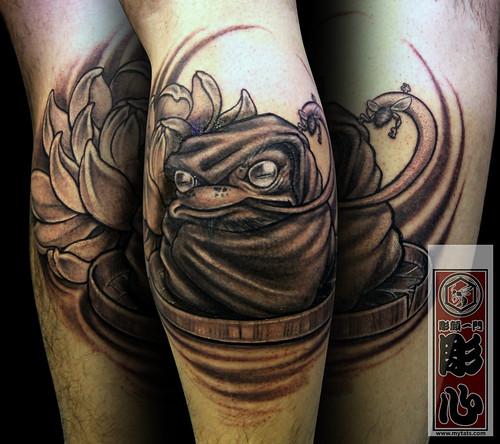 Frog Daruma 蛙達磨