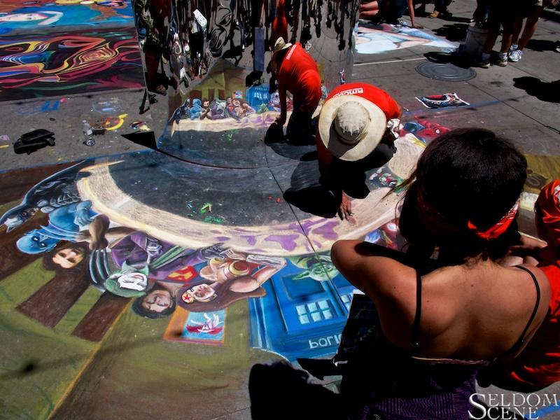 2013.06.02 Denver Chalk Art Festival 016