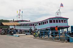 Boat to Surat Thani, Tong Sala, Ko Phangan