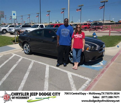 Happy Birthday to Jerry Butler from Russell Hardin and everyone at Dodge City of McKinney! #BDay by Dodge City McKinney Texas