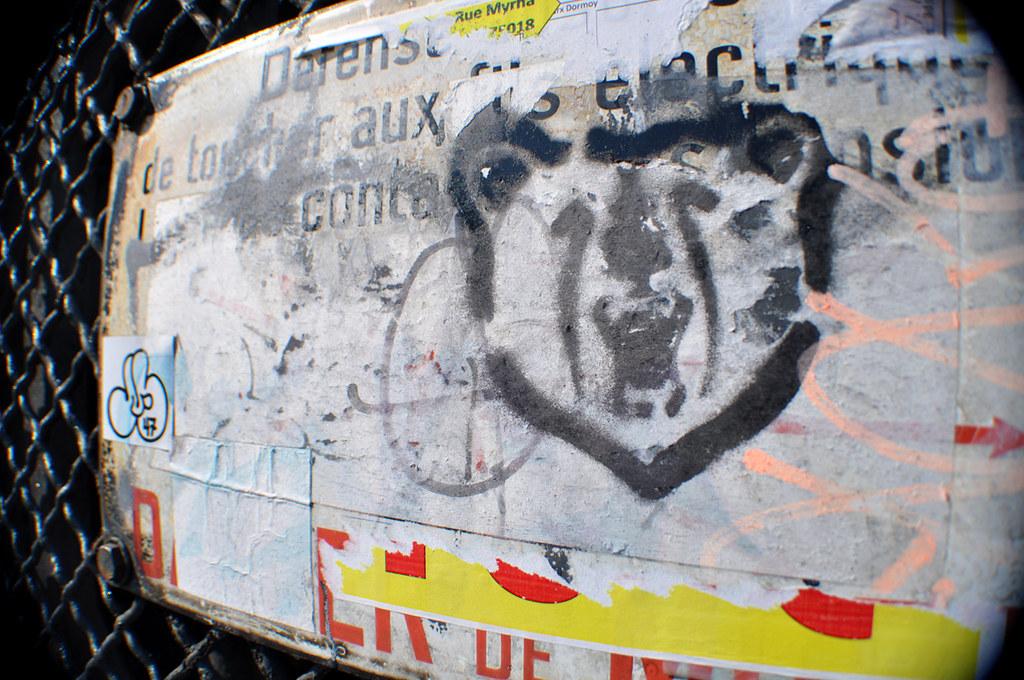 Bear Stencil 2