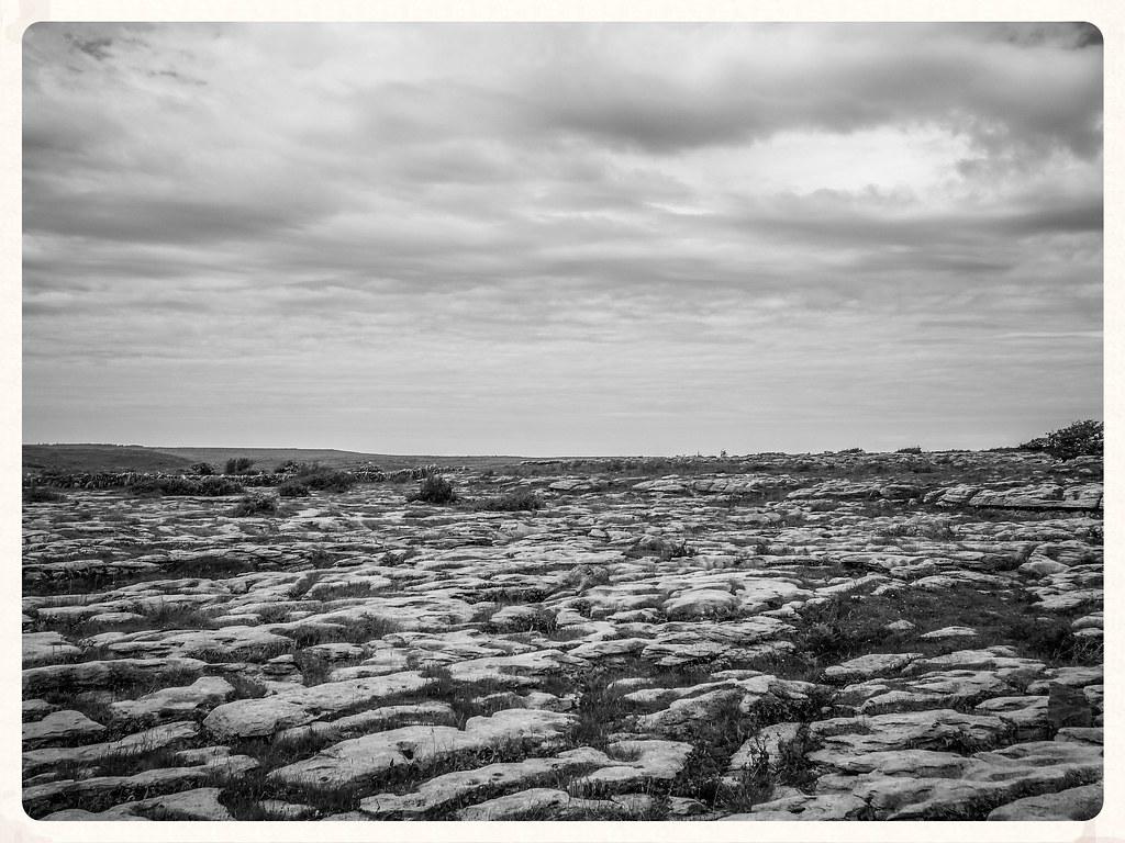 Burren Landscape