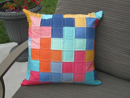 plus pillow front
