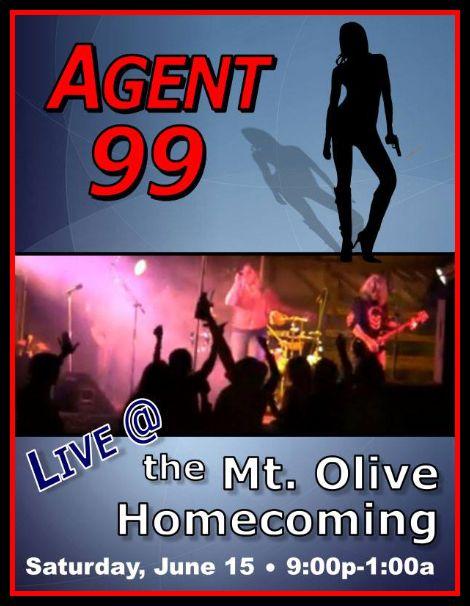 Agent 99 6-15-13