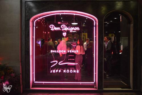 Jeff Koons x Dom Pérignon