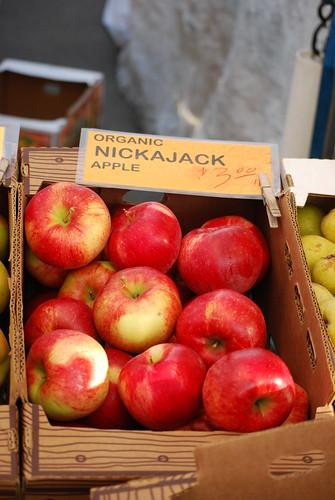 nickajack apples