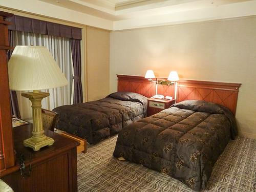 エクシブ山中湖 ラージタイプ 寝室