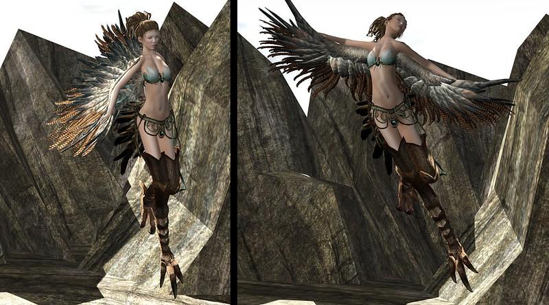 152. | Flight of the Harpy