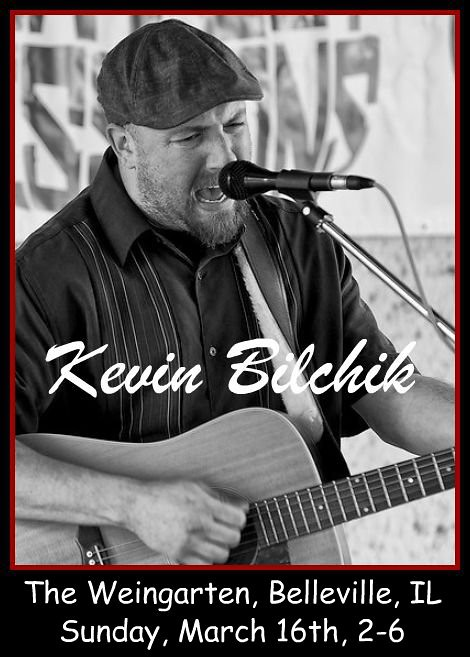 Kevin Bilchik 3-16-14