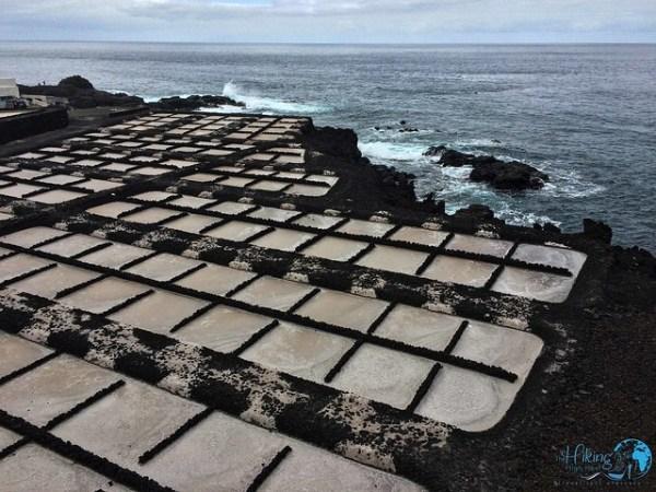 La Palma Die schönsten Wanderungen Salinas de Fuencaliente