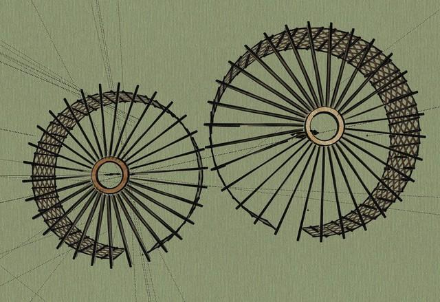 OldAndNewYurt_overhead