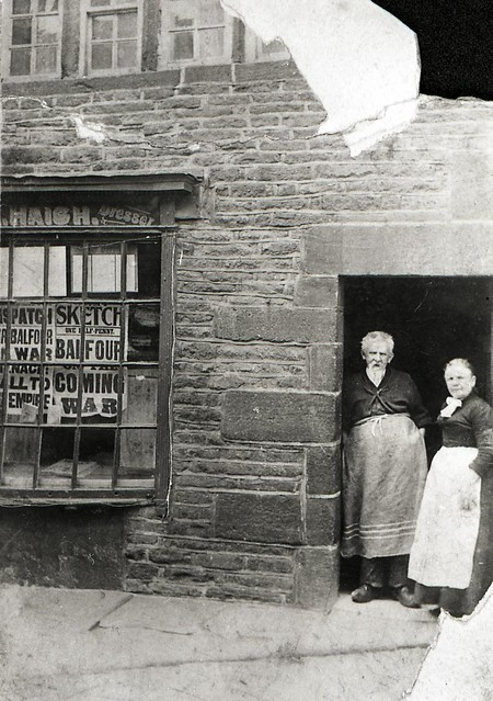 Tripe and Newspaper Business