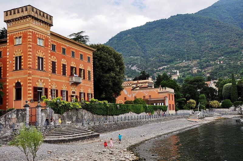 Villa Balbianello-Puerto de Lenno